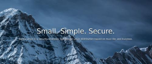 Релиз Alpine linux 3.12