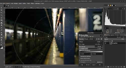 GIMP 2.10.20