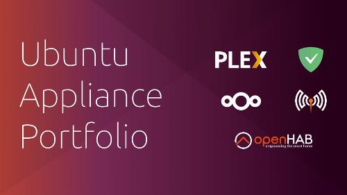 Ubuntu Appliance — новая инициатива от Canonical