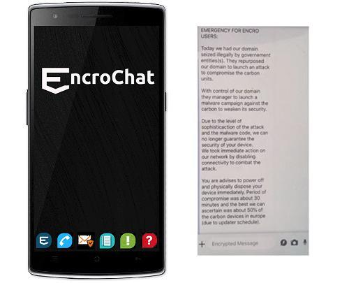 Ликвидация EncroChat