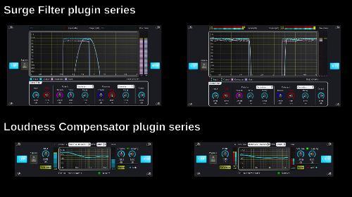 Выпущены аудиоэффекты LSP Plugins 1.1.24