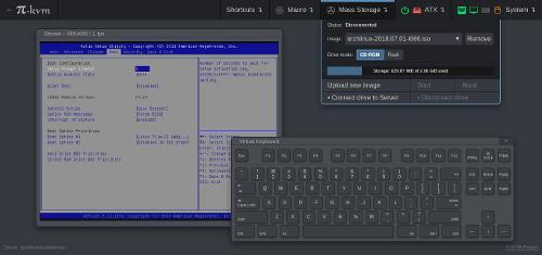 Pi-KVM - проект открытого IP-KVM на Raspberry Pi