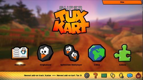 SuperTuxKart  1.2