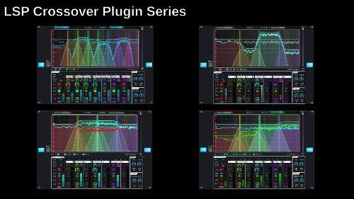Выпущены аудиоэффекты LSP Plugins 1.1.26