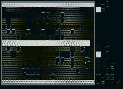 Релиз терминального опенсорс ремейка Boulder Dash