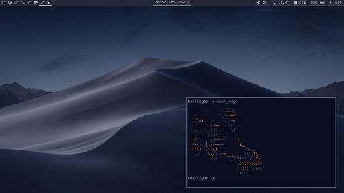 Swayland на ThinkPad x250