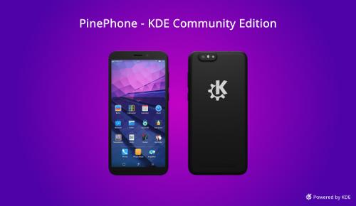 Вышла версия PinePhone на KDE Plasma Mobile