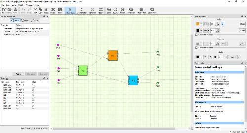 Релиз QVGE 0.6.2 (визуальный редактор графов)
