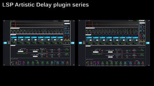 Выпущены аудиоэффекты LSP Plugins 1.1.28