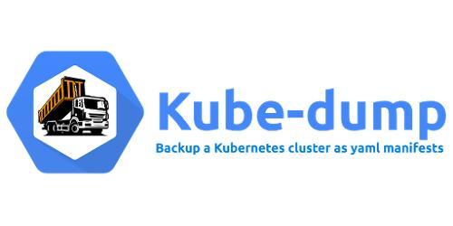 Kube-dump 1.0