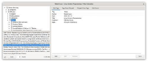 Maxi Liberation — свободный редактор метатегов для электронных книг