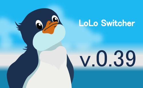 Новая версия низкоуровневого переключателя клавиатуры LoLo Switcher 0.39 для X11 с поддержкой KVM-switch