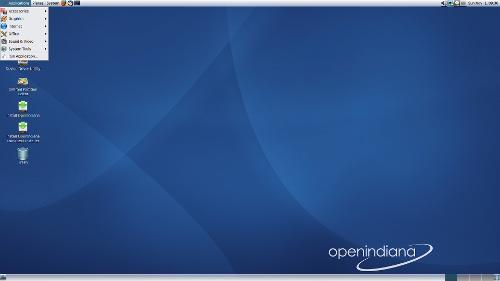 OpenIndiana 2021.04 Hipster