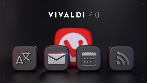 Вышли новые версии браузера Vivaldi 4.0 для десктопа и Android