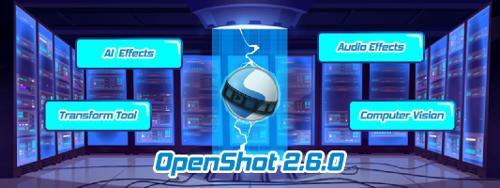 OpenShot 2.6.0