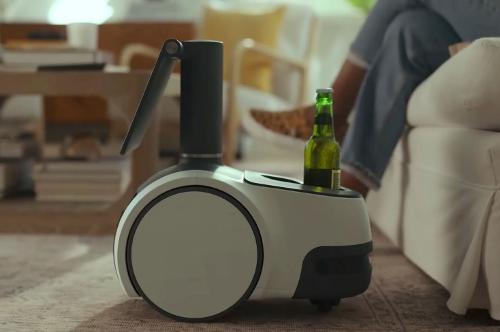 Amazon готовит к продаже домашнего робота Astro под управлением FireOS