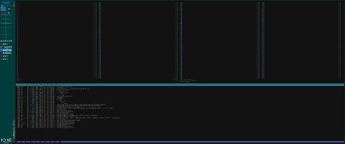 Компьютер для разработчика CRUX GNU/Linux, 128 / 256
