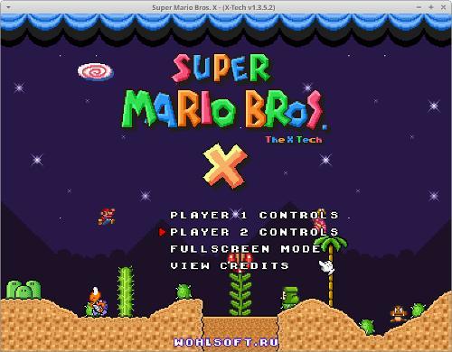 TheXTech: кроссплатформенный порт Super Mario Bros. X