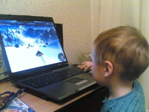 Даже дети в Linux