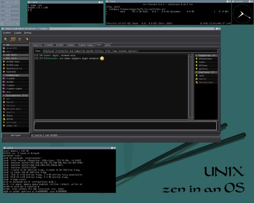 UNIX - zen in an OS