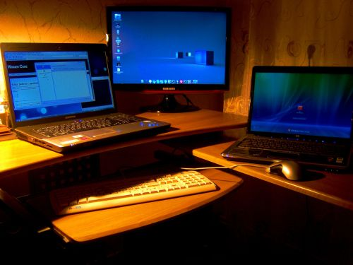 Вечерняя работа