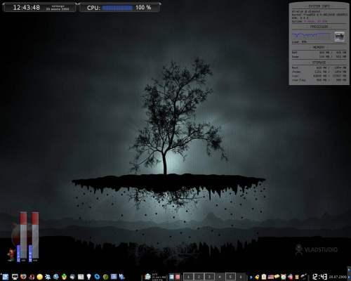 Мой десктоп.. рабочий :)