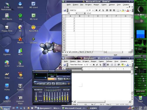 Offtop Word& Offtop Excel