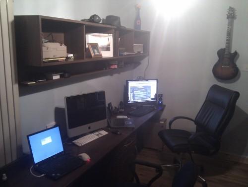 4 линукса в одном кабинете