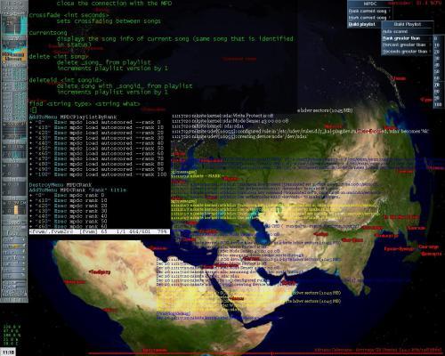 OSD и root-tail, примеры использования.