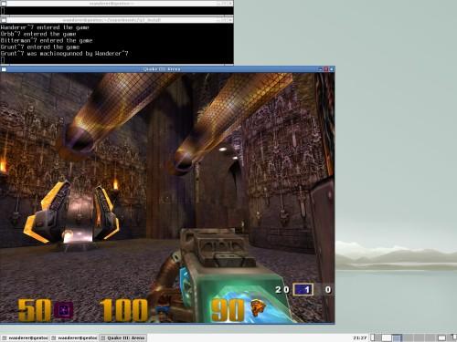 GPL Quake3