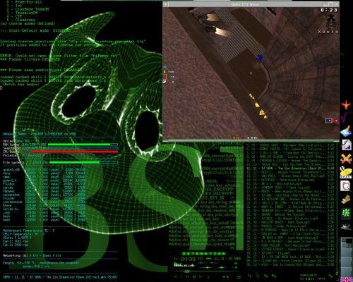 FreeBSD+Fluxbox