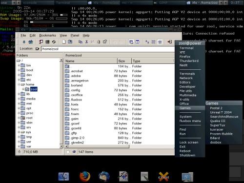 Хороший проводник для Linux