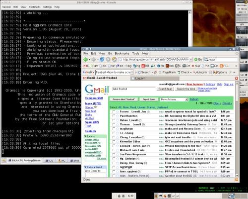 xfce 4.2.2 на FreeBSD