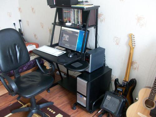 Линукс и Стратокастеры