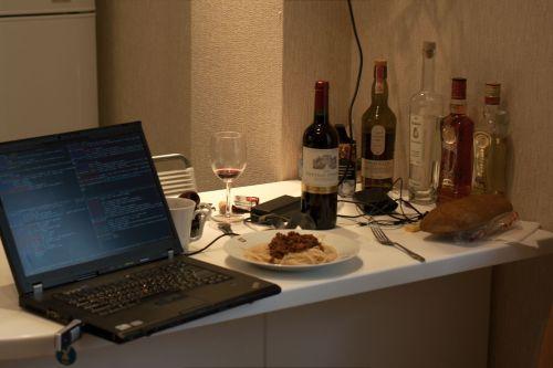 Модераторский ужин
