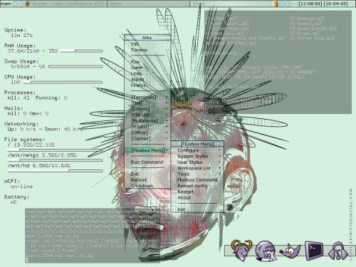 Ноут & Slackware 10