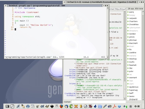 Переход на Linux