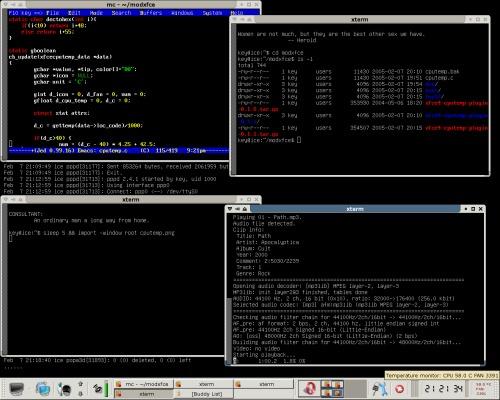 CPUTemp 0.1.1 для XFCE4