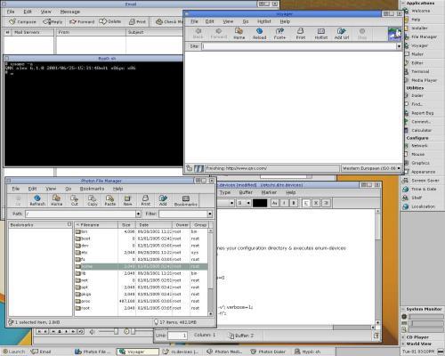 QNX 6.1