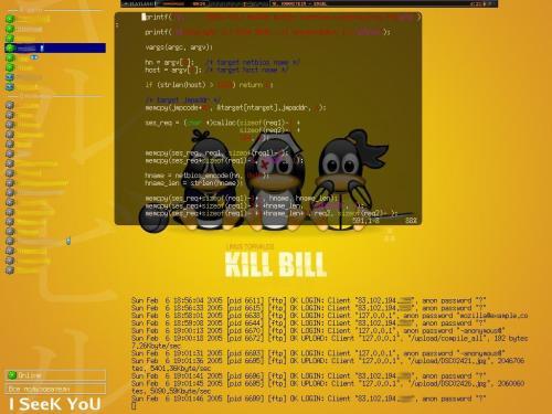 I am gona Kill You BILL