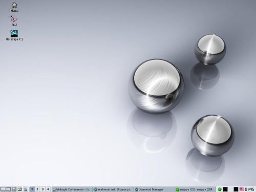 Desktop какой он должен быть.
