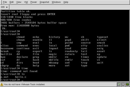 linux-0.11