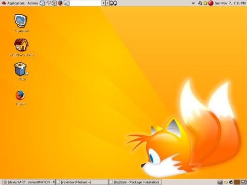 Orange Soul Dekstop :)