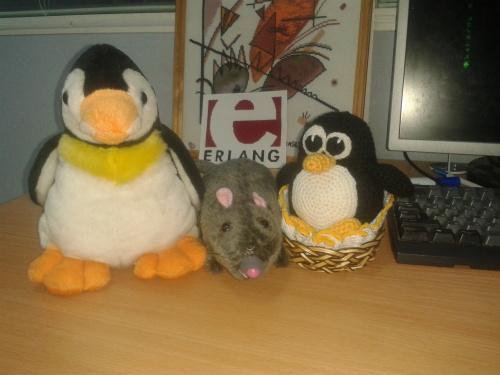 Животные на работе
