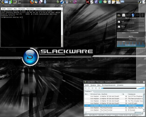 Slackware for Students