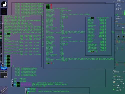 Пара машинок с помощью distcc собирает ядро за 2m43s.