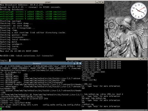 Теория NetBSD