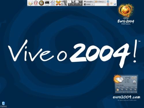 С Fedora Core 2 готовимся к евро 2004