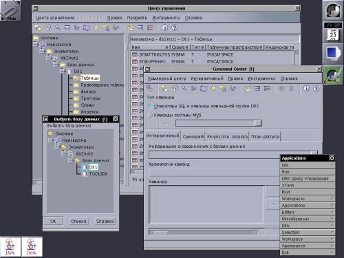Осень патриарха: IBM DB2 8.1