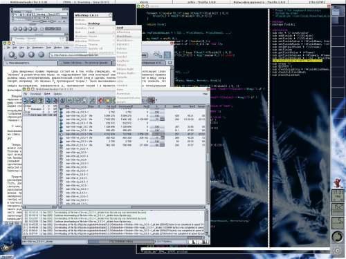 Свеже-поставленный Debian 3.0